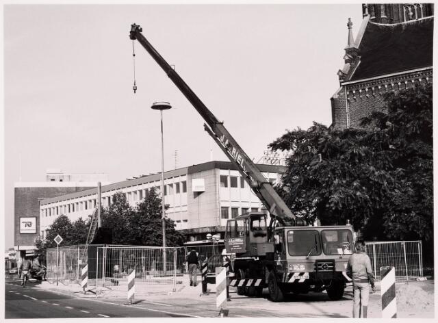 036052 - Stadhuisplein. Gedenknaald Obelisk.
