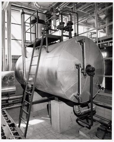 038195 - Metaalindustrie. Interieur van K. Hagoort en zonen, ketel- en apparatenbouw