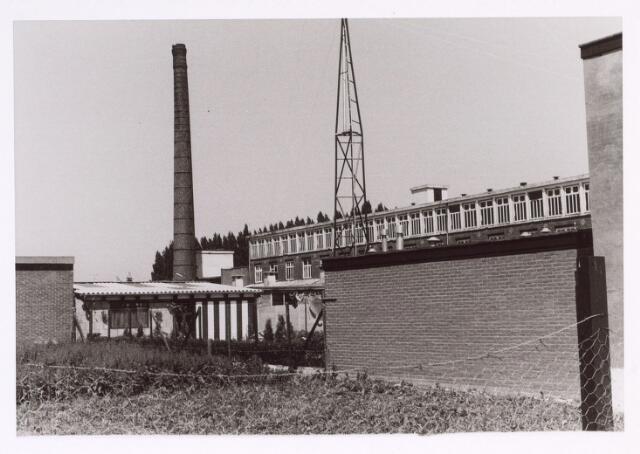 016898 - Gedeelte van het fabriekscomplex van looierij - wolwasserij Bernard Pessers