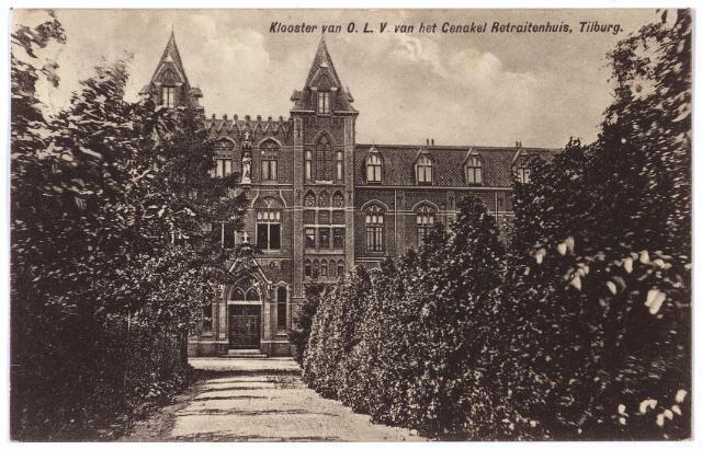 001384 - Kempenbaan, voorheen de Koningshoeven, retraitehuis en klooster van O.L.V. van het Cenakel.