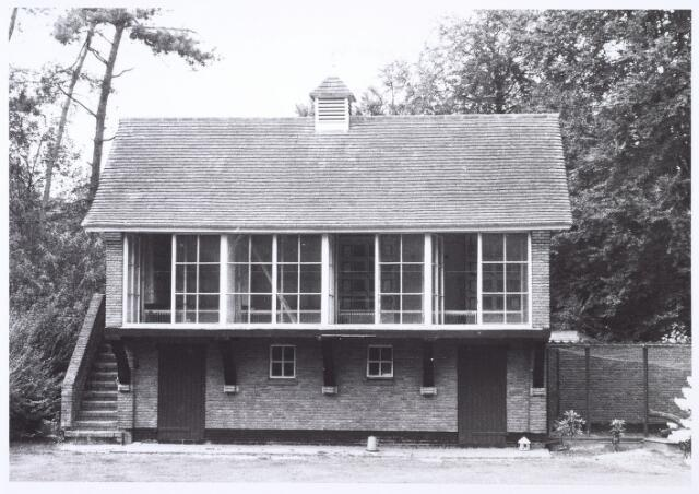 016291 - Huisje behorende bij een villa aan de Bredaseweg