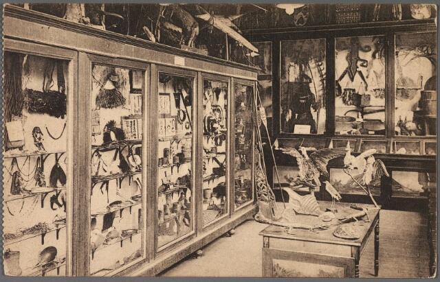 010874 - Volkenkundig museum in het klooster van de paters missionarissen van het H. Hart aan de Bredaseweg.