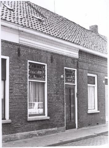 017653 - Pand Van Doorenstraat 10 halverwege 1970
