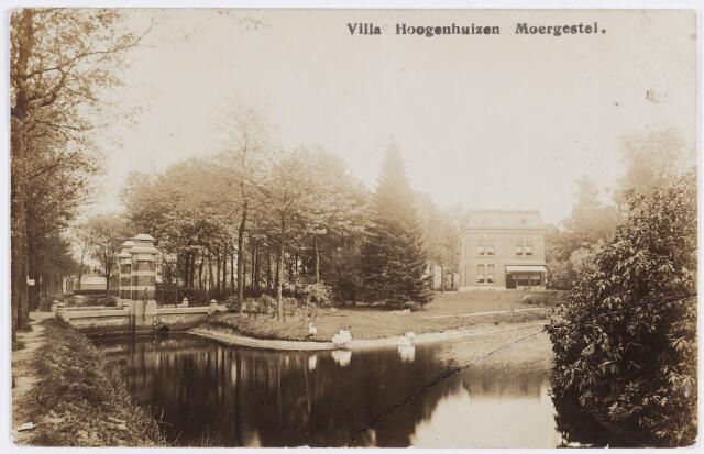 056954 -  Raadhuisstraat. Villa Hoogenhuizen