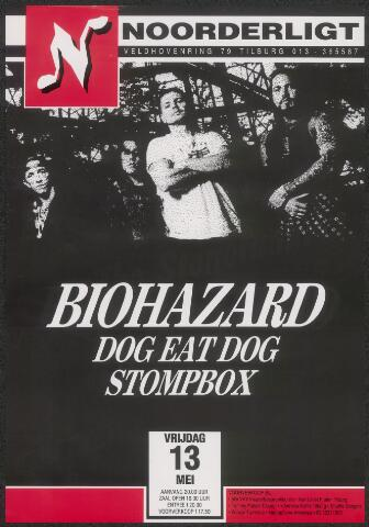 650306 - Noorderligt. Biohazard / Dog eat Dog / Stompbox