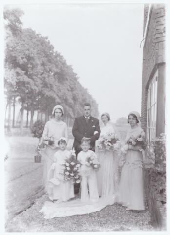 063136 - Huwelijk van burgemeester A.G.M. Panis