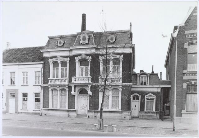 019203 - Fabrikantenwoning met dienstwoning aan de Goirkestraat