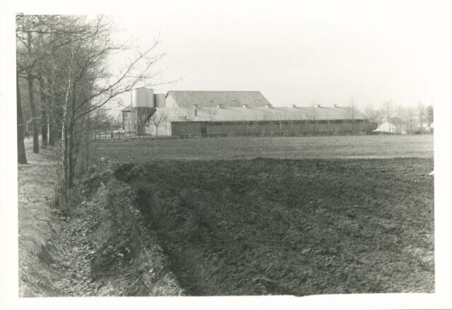 650868 - Gebied waar de latere woonwijk 'De Reeshof' is gebouwd.
