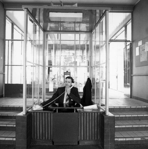 655761 - Elizabeth Ziekenhuis locatie Jan van Beverwijckstraat Tilburg in 1981.