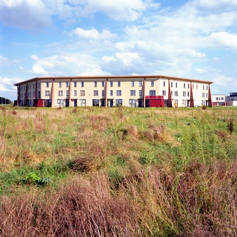 D-000656-2 - Bouwproject woningen aan de Oijensingel in de Reeshof door Remmers-van Tartwijk 1997-1999