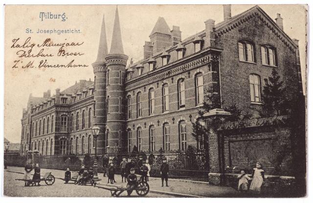 001594 - Lange Nieuwstraat,  St. Josephgesticht.