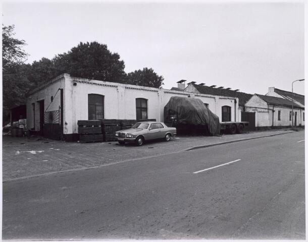 022219 - Textiel. Kunstwolfabriek De Wolkat aan de Hilvarenbeekseweg eind september 1979