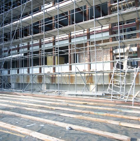 D-00790 - Bouw hoofdkantoor ABN Amro-bank Tilburg (Architect - Jos Bedaux)