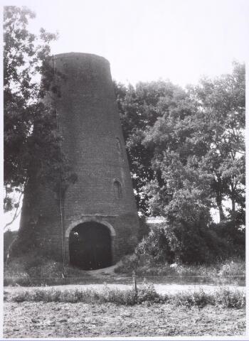 018817 - Restant/ romp van de molen Zandeind, thans woning.