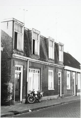 032928 - Voorgevels van de panden aan de Stevenzandsestraat 164,166 en 168