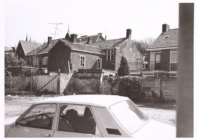 015836 - Achterzijde van woningen aan de Boomstraat