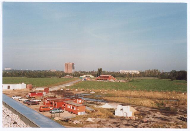 017900 - Bouwplaats aan de Dr. Paul Janssenweg op industrieterrein Het Laar