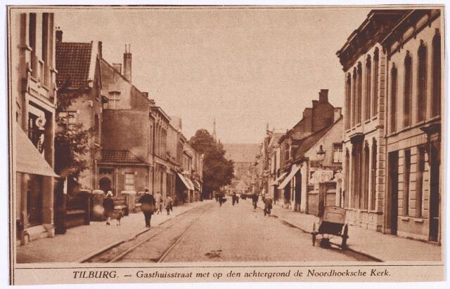018561 - Gasthuisstraat (thans Gasthuisring) omstreeks 1927