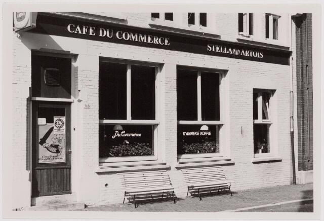 040505 - Café Du Commerce, Piusplein 368.