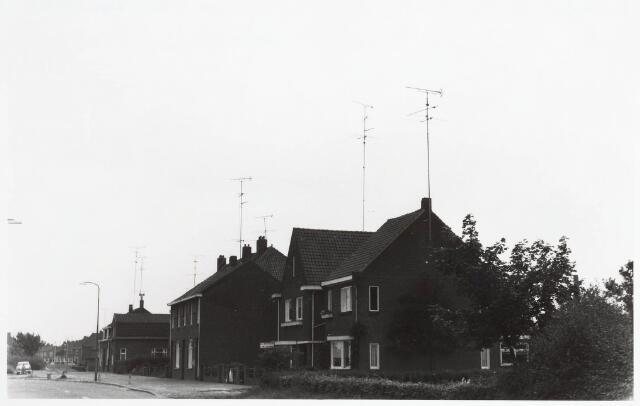 034082 - Pand van G.L. Vorselaars, smid aan de Jac. van Vollenhovenstraat 241, voorheen Heikantsebaan