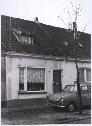 023973 - Pand Koningshoeven 53 in november 1969