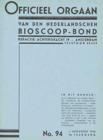 Officieel Orgaan 1939-08-01