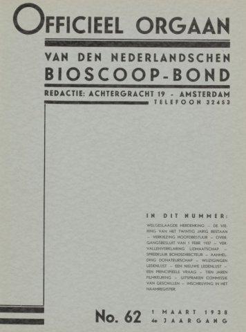 Officieel Orgaan 1938-03-01