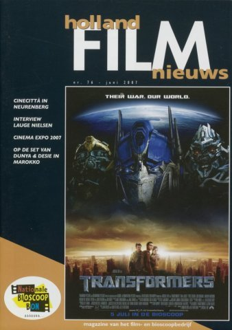 Holland Film Nieuws 2007-06-01