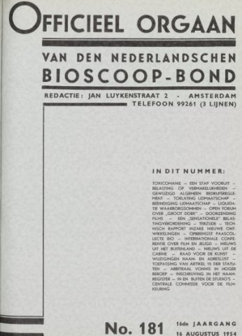 Officieel Orgaan 1954-08-16