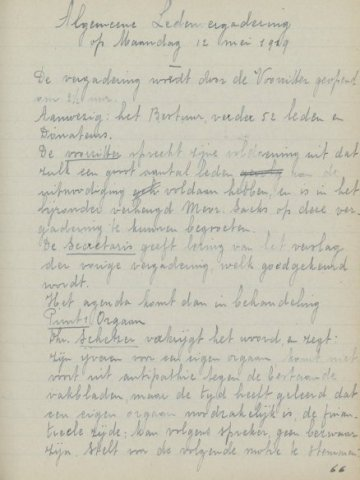 Jaarverslagen 1919-05-12