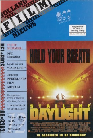 Holland Film Nieuws 1996-10-01