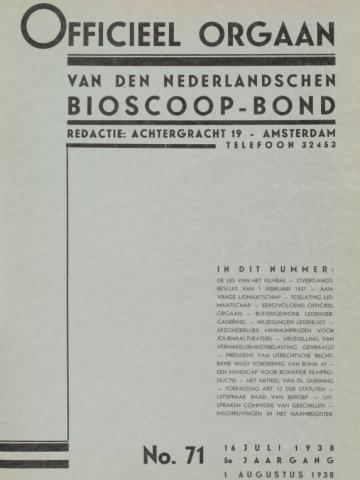Officieel Orgaan 1938-07-16