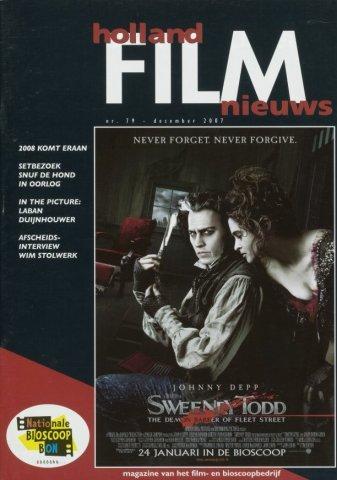Holland Film Nieuws 2007-12-01