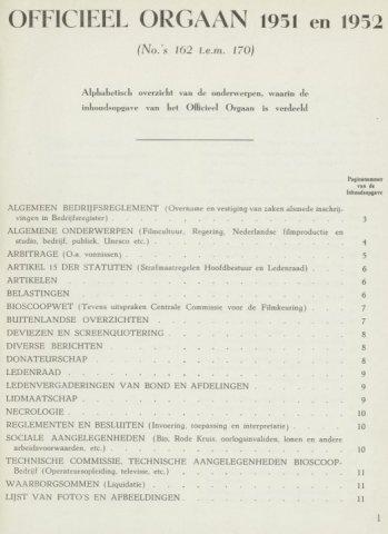 Officieel Orgaan 1951