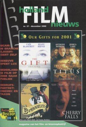 Holland Film Nieuws 2000-12-01