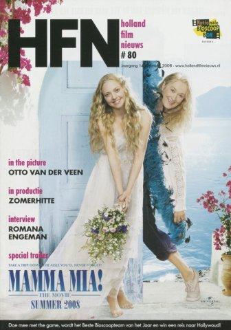 Holland Film Nieuws 2008