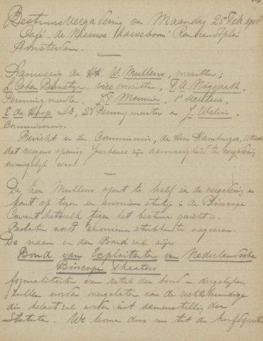 Jaarverslagen 1918-02-25
