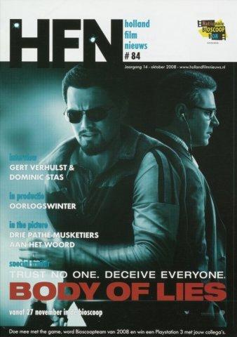 Holland Film Nieuws 2008-10-01