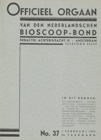 Officieel Orgaan 1937-02-01