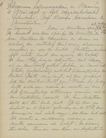 Jaarverslagen 1918-05-06
