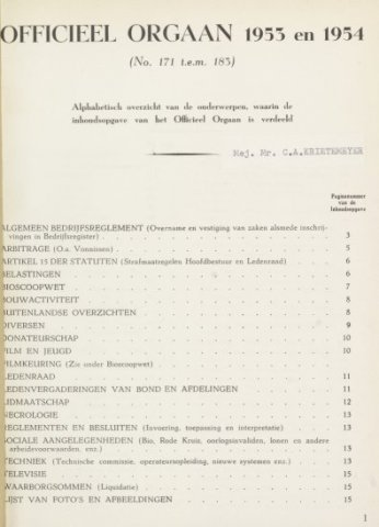 Officieel Orgaan 1953-01-01