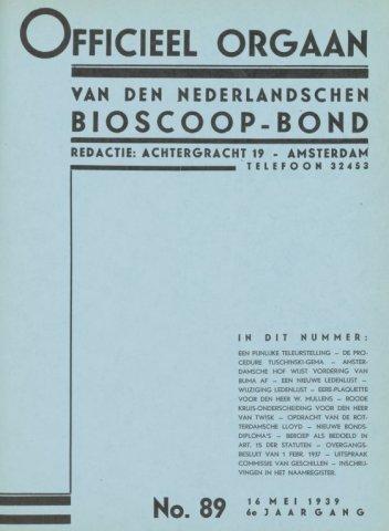 Officieel Orgaan 1939-05-16