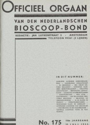 Officieel Orgaan 1953-07-25