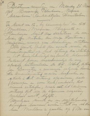 Jaarverslagen 1918-03-25