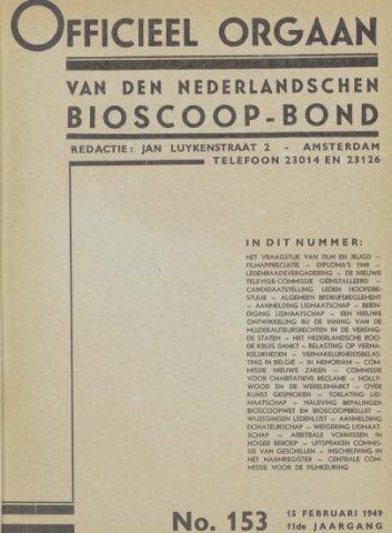 Officieel Orgaan 1949-02-15