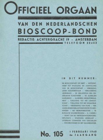 Officieel Orgaan 1940-02-01
