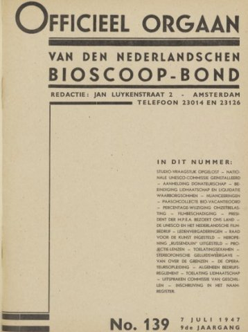 Officieel Orgaan 1947-07-07