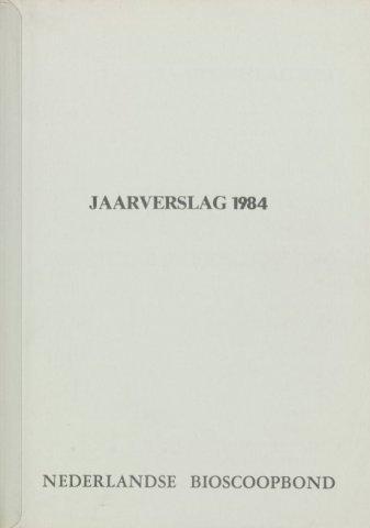 Jaarverslagen 1984-01-01