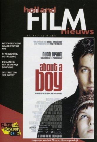 Holland Film Nieuws 2002-04-01