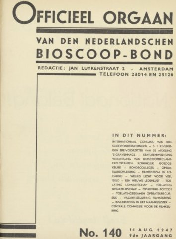 Officieel Orgaan 1947-08-14